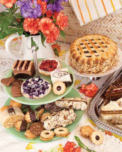 Pastry Shop 1000 Piece Jigsaw Puzzle