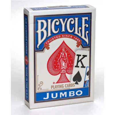 Classic Bicycle Playing Cards Jumbo Print Index Jumbo Print Index Playing Cards