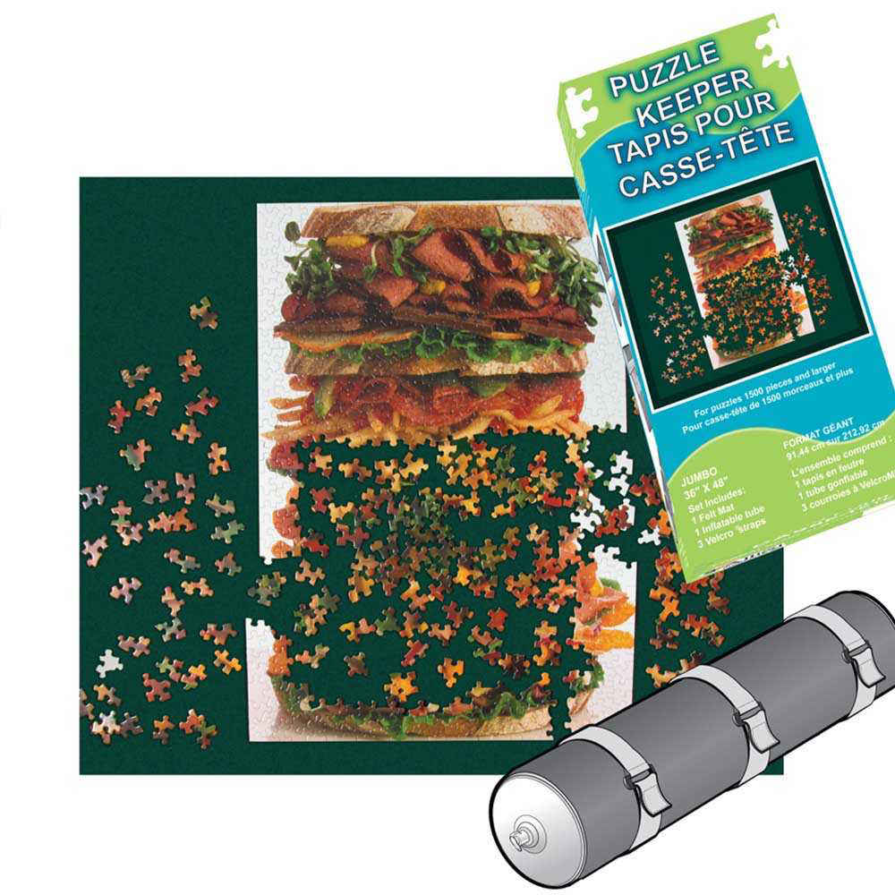 Jigsaw Puzzle Keeper Jumbo 2000 Pieces And Smaller
