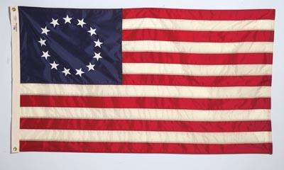 fd9b0aaa Although it is not a proven factual event, legend has it that Betsy Ross  sewed the first American Flag from a pencil sketch drawn by George  Washington.