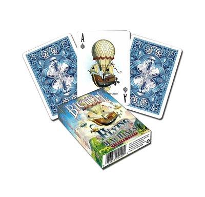 Bicycle Flying Machines Standard Index Playing Cards