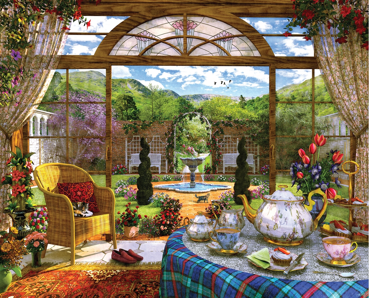 The Conservatory Jigsaw