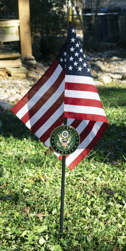 Army Heroes Series Memorial Marker