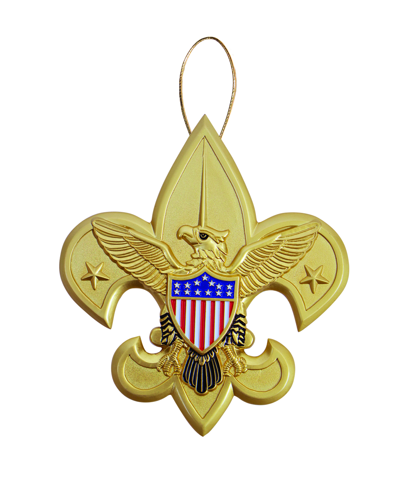 Boy Scouts Christmas Ornament | Heroes Series