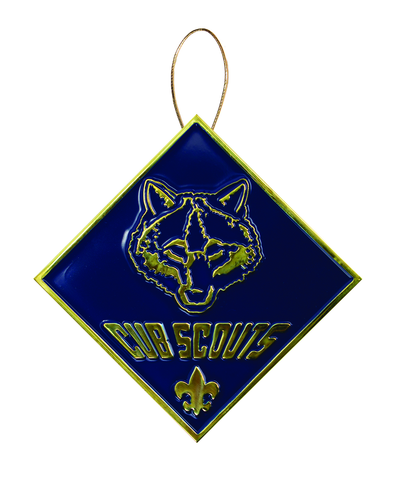 Cub Scouts Christmas Ornament | Heroes Series
