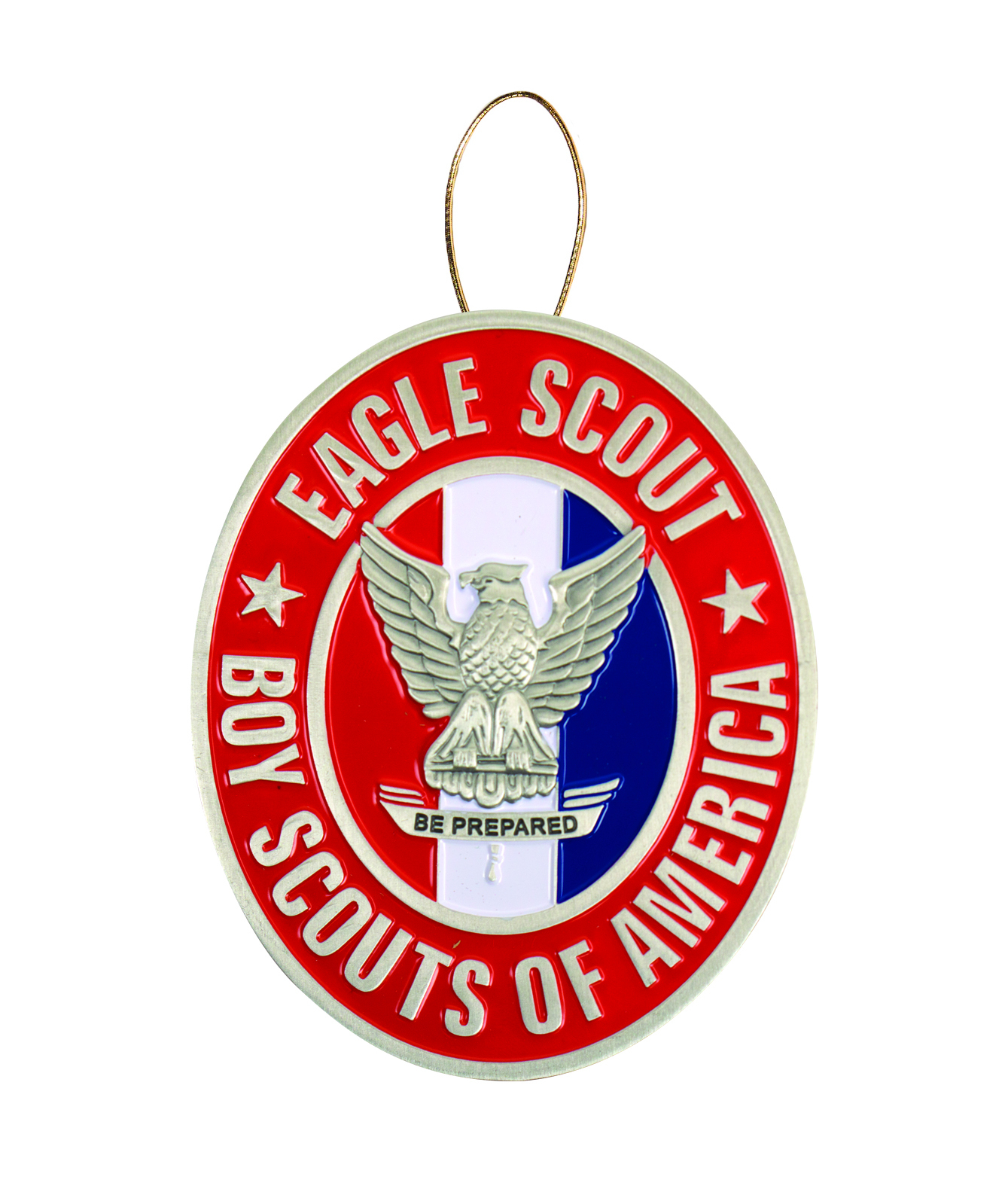 Eagle Scouts Christmas Ornament | Heroes Series
