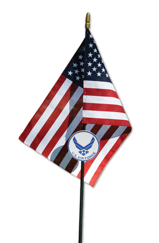 Air Force Wings Grave Marker | Heroes Series