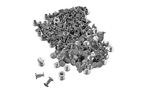 Rivets à vis en aluminium
