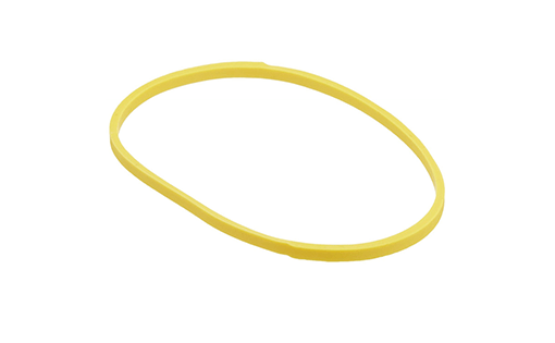 Gekleurde latexvrije elastiekjes