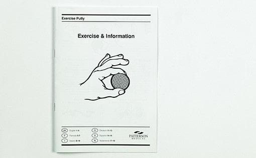 Putty livret d'exercices