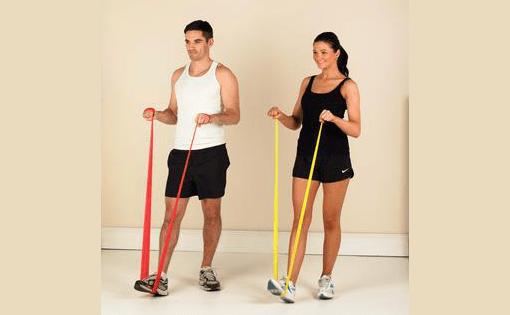Bandes d'exercises et accessoires