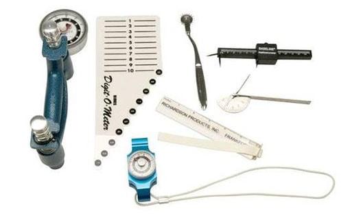 Kit d'évaluation de la main 7 Instruments Baseline