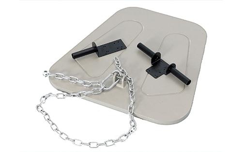 Optionele handvatten voor polsdynamometer
