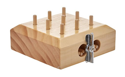 Jamar Wooden 9-Hole Peg Test