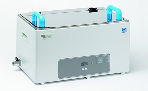 Digitale Warmwaterbakken