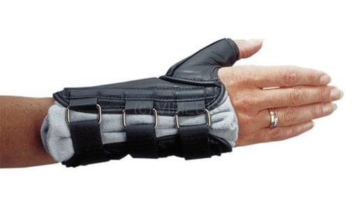 Workhard Wrist and Thumb Spica Splint