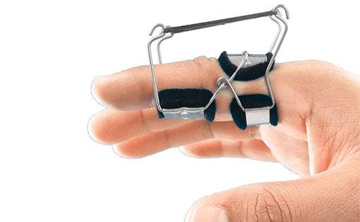 Reserve finger Knuckle Bender