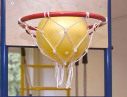 KletterDschungel Basketballset