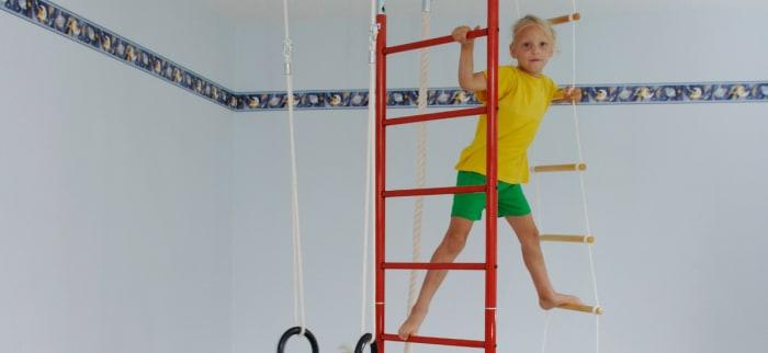 Kindersport für Zuhause - Bewegung und Sport für Kinder