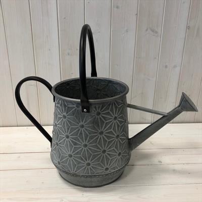 Daisy Watering Can With Tapered Base