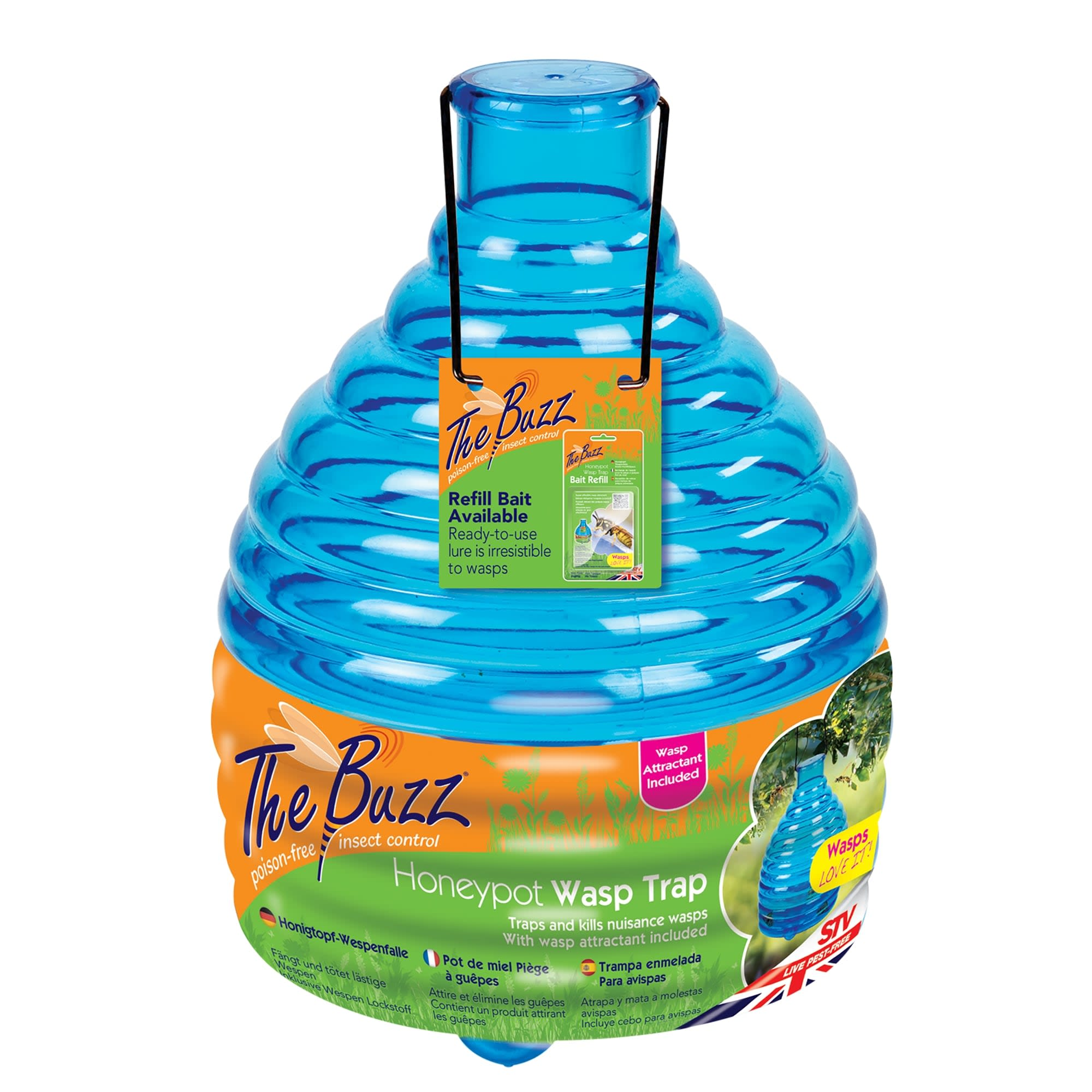 STV Honeypot Wasp Trap with Bait