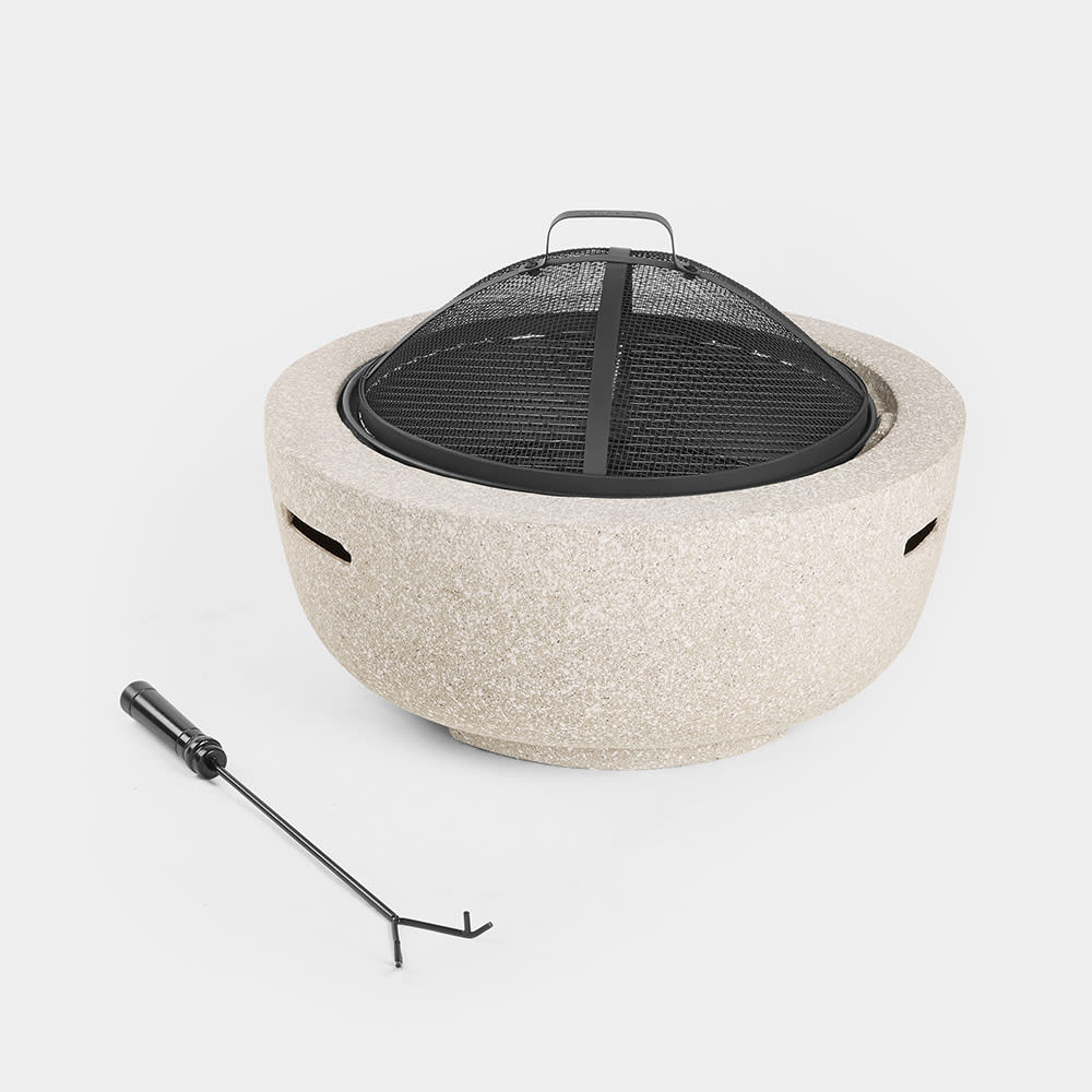Cylo Round Fire Pit