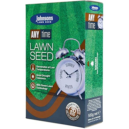 Anytime Grass Seed 250g
