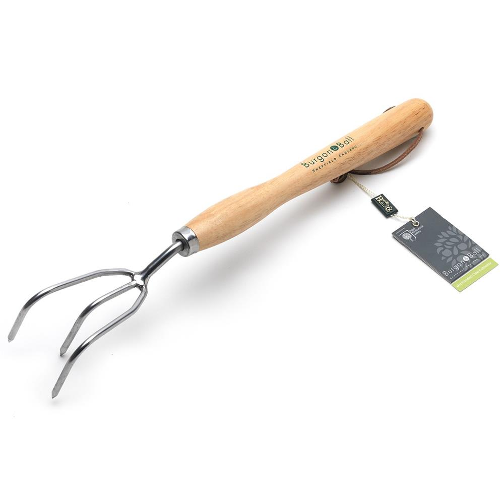 Burgon & Ball Stainless Steel Mid-Handled Claw