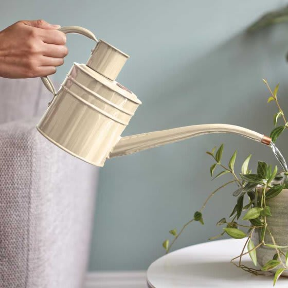 Balcony Watering Can Ivory 1L