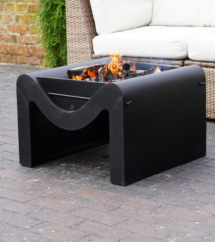 Hexham Firepit with Grill