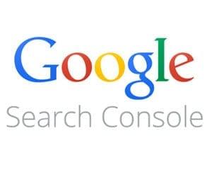 Google Search Console Configuration