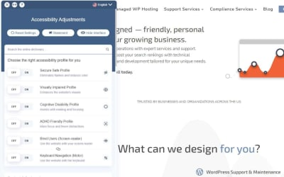 How accessible is your website? – Introducing an Automated Web Accessibility Remediation Service