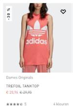 0d6fbfc80fc Sale bij Adidas! Tot 50% korting op kleding van Adicolor voor kinderen,  dames