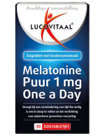 471a6d62a75 Koop nu diverse Lucovitaal Melatonine Voedingssupplementen met 50%  korting bij Bol.com