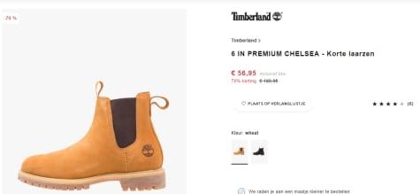 Boots Heren Premium In Chelsea Voor Timberland 6 xXPq88