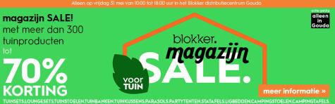 Blokker Tuin Loungeset.Tot 70 Korting In De Magazijn Tuin Sale Bij Blokker