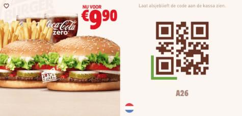 Free Burger king coupons printen