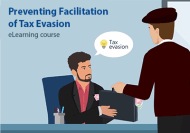 Preventing Facilitation of Tax Evasion Online Course