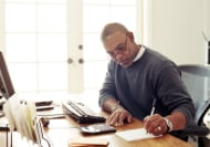 Home working well-being online training package for managers