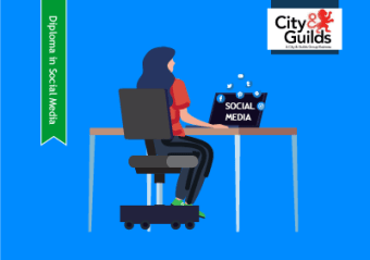 City and Guilds Diploma in Social Media for Business Online Course