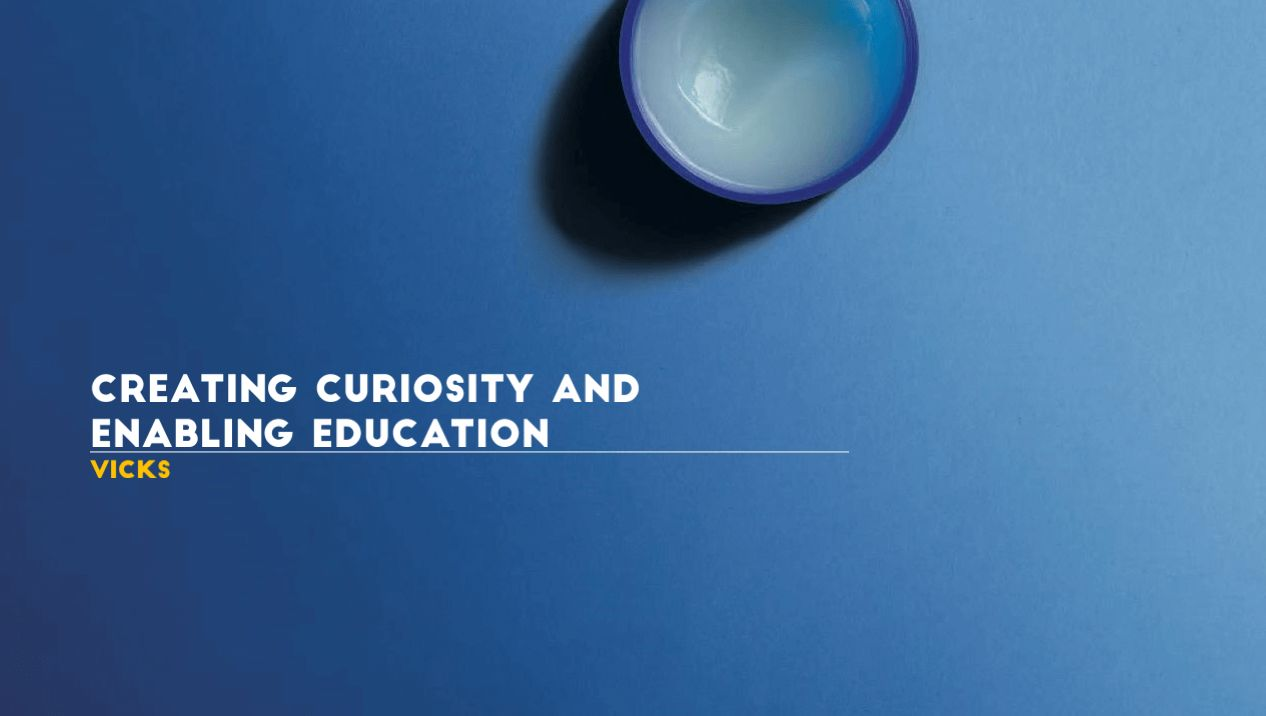 Creating Curiosity And Enabling Education
