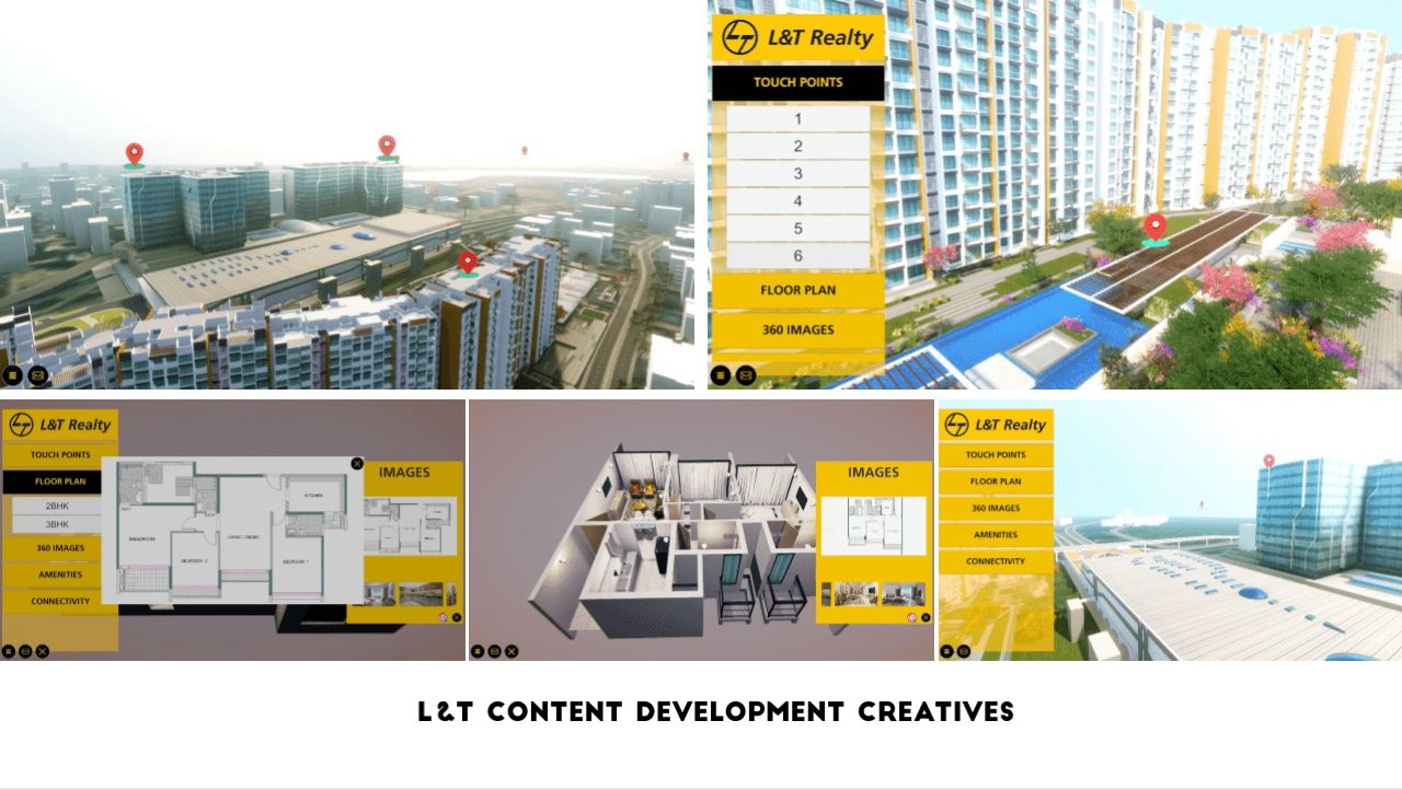 L&T Content Development Creatives