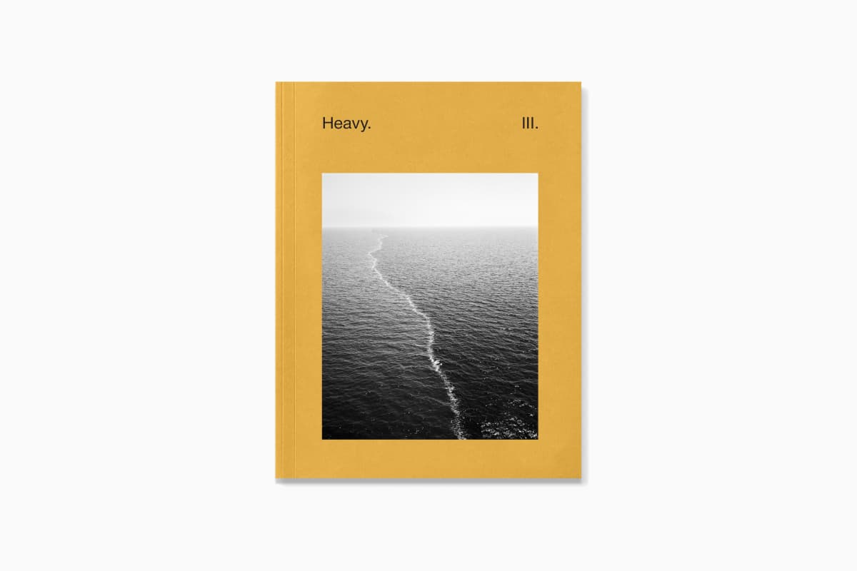 Heavy Volume III: Pre-order - Bloom Publishing