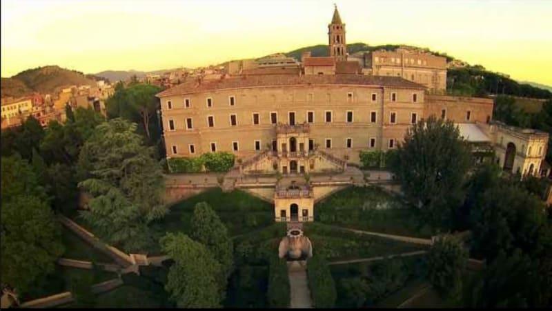 The Villa d'Este: photo from wantedinrome.com