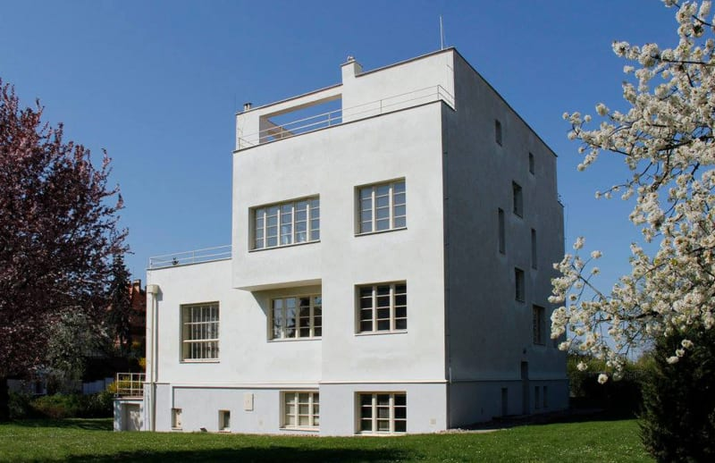 Adolf Loos and Karel Lhota, Villa Winternitz 1932