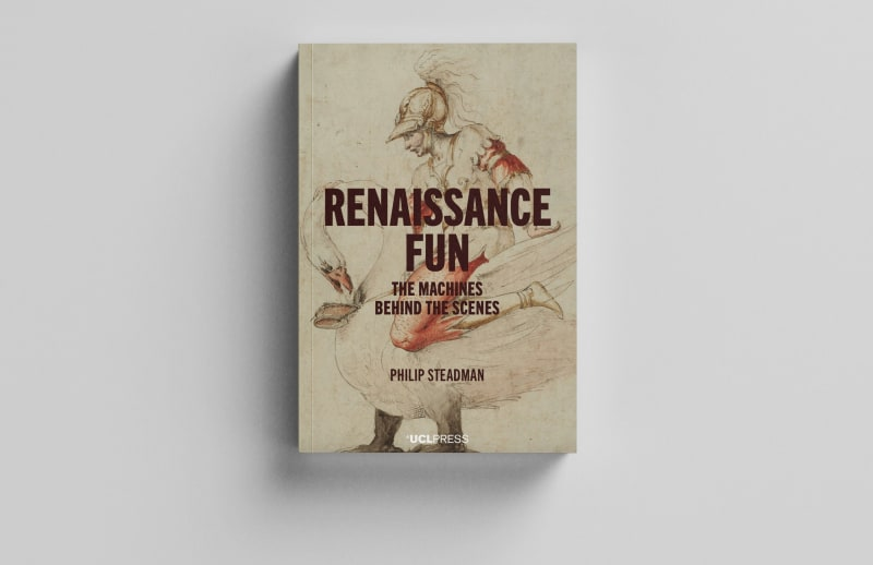 Cover image for Renaissance Fun: The Machines Behind the Scenes