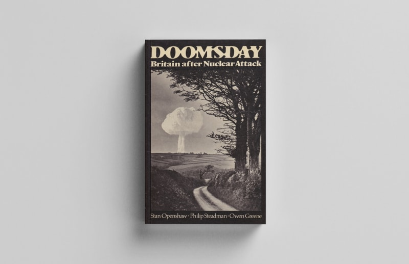 Cover image for Doomsday: Britain After Nuclear Attack