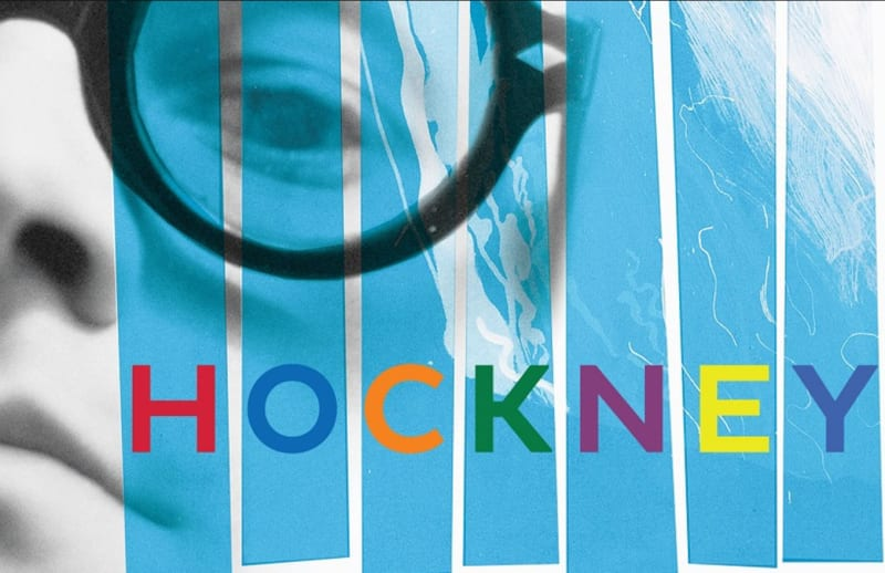 'Hockney', a biographical film by Randall Wright