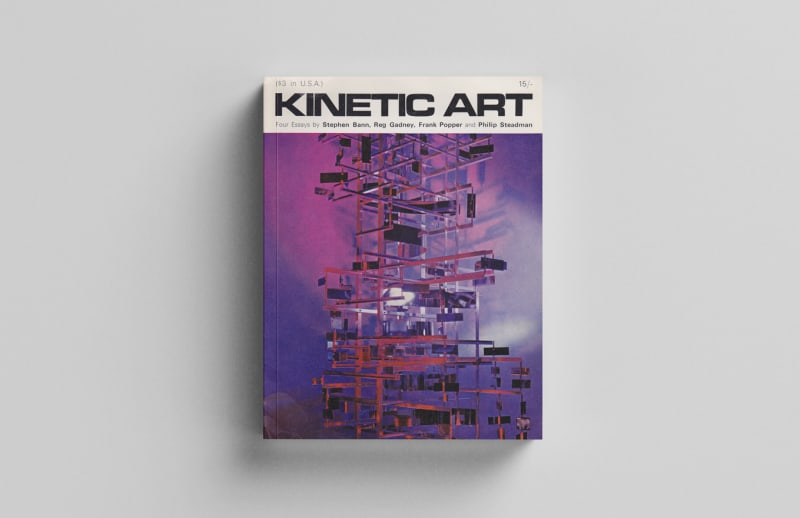 Cover image for Four Essays on Kinetic Art