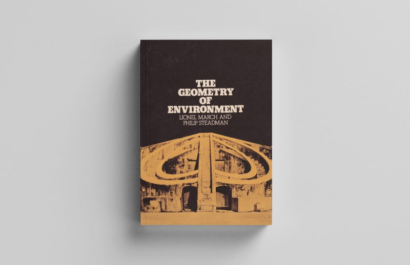 Cover image for The Geometry of Environment: An Introduction to Spatial Organization in Design